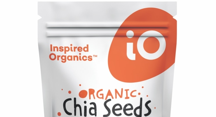Organic Food Brand Looks To Boost Sales With Bright Colors