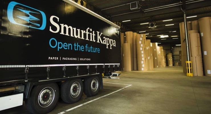 Smurfit Kappa Group Completes Reparenco Acquisition