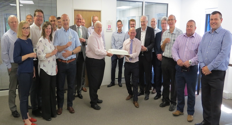 British Coatings Federation's Printing Inks Members Celebrate 25th Anniversary