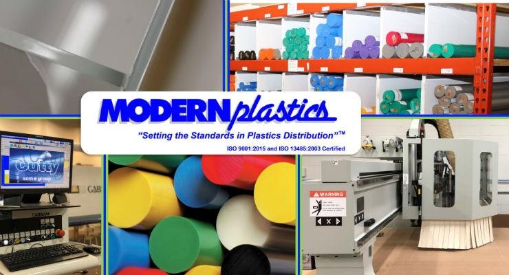 Modern Plastics Announces Fall 2018 Building Expansion
