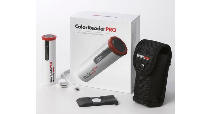 DAW, Datacolor Partner to Implement ColorReaderPRO