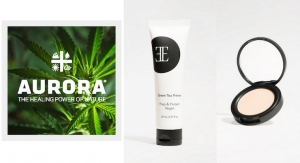 Evio Beauty Partners with Aurora Cannabis
