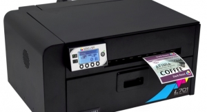 Afinia Label unveils mid-run digital label printer
