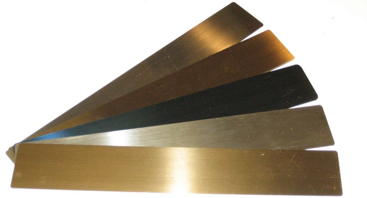 Metal doctor blades from Allison Systems