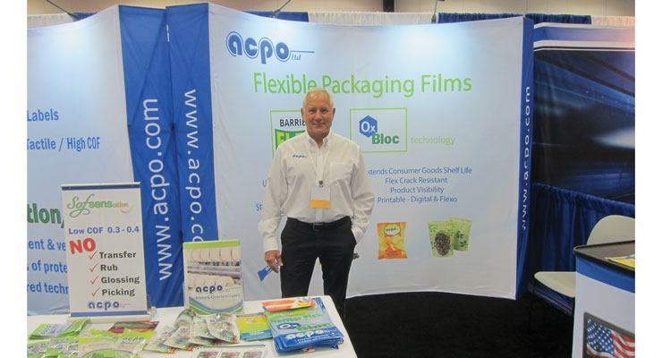 acpo showcases flexible packaging films