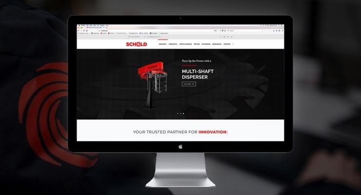 Schold Unveils New Website