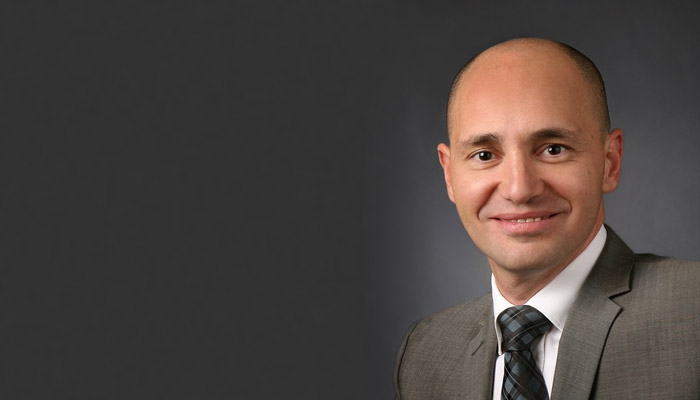 Salim Haffar has been named PCI Pharma Services