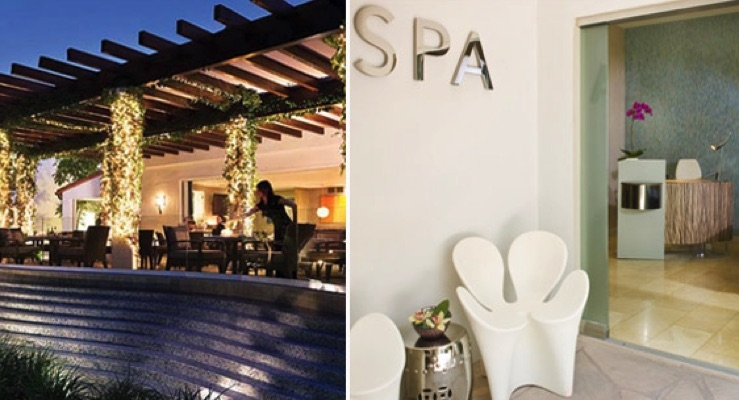 Will the spa at Sunset Marquis take accolades?
