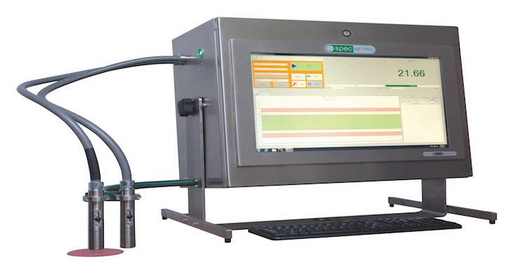 SpecMetrix Dry Film Thickness (DFT QA) Coating Measurement System