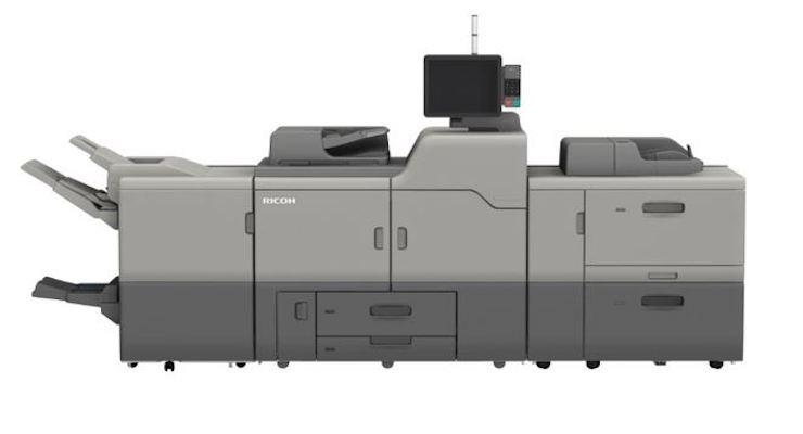 Ricoh Debuts Ricoh Pro C7200sl Digital Sheetfed Color Press
