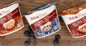 thinkThin Premiers Hot Probiotic Breakfast Launch