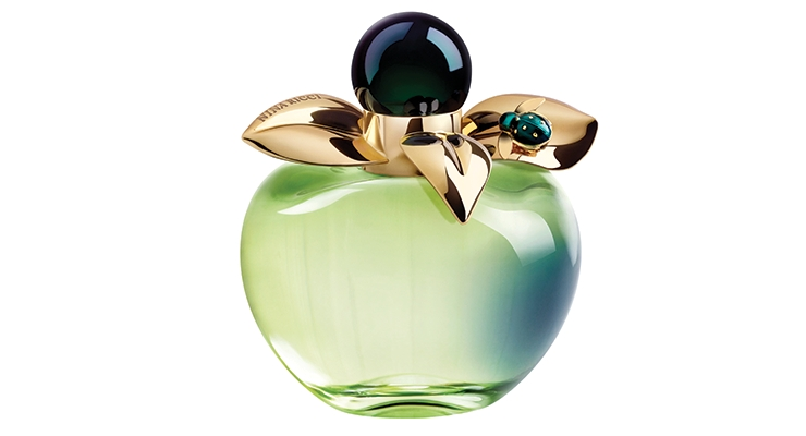 TNT Global Manufacturing produced the ladybug that adorns the collar on the Bella by Nina Ricci fragrance by Puig.