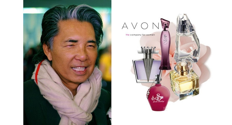 Avon To Launch Second Fragrance With Kenzo Takada Beauty Packaging