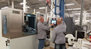 Cadence Expands CNC Electrochemical Grinding Technology