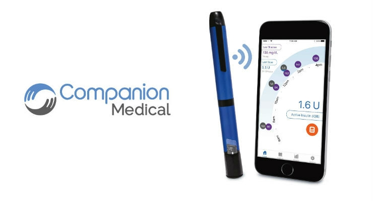 Companion Medical Achieves CE Mark for the InPen Diabetes Management System