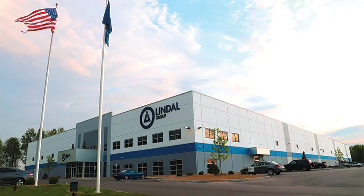 A 100,000-square foot, $20 million investment in Columbus