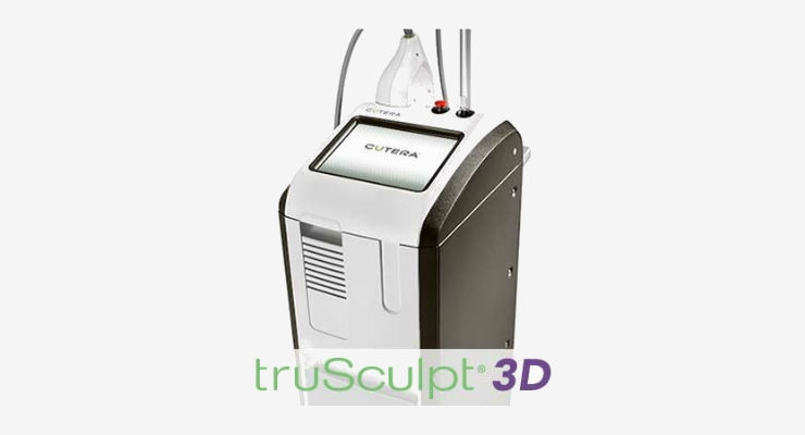 FDA Approves Expanded Indication for Cutera's truSculpt Body Contouring System