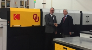 Oklahoma University Printing Services Becomes First in US to Install KODAK NEXFINITY