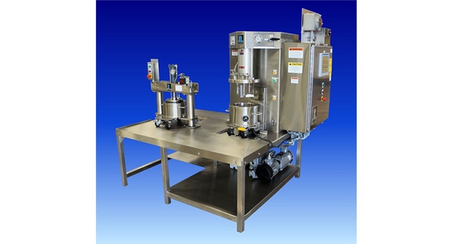 New ROSS Triple Shaft Mixer Design Offers Custom Discharge System