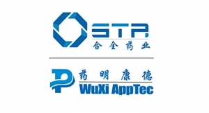 WuXi STA, Antengene Ink Mfg. Pact