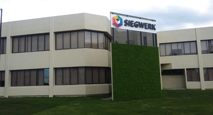 Siegwerk's facilities in Toluca, Mexico. (Source: Siegwerk)