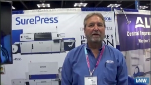 Epson discusses digital printing at INFOFLEX