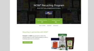 NOW Launches Free Flexible Packaging Recycling Program through TerraCycle