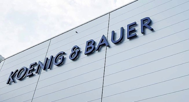 Management Change at Koenig & Bauer Flexotecnica