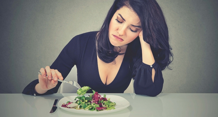 Vegetarian & Vegan Consumers Unhappy with Lack of Product Options