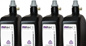 NUtec Launches EFI GS and QS Range of UV Curable Inks