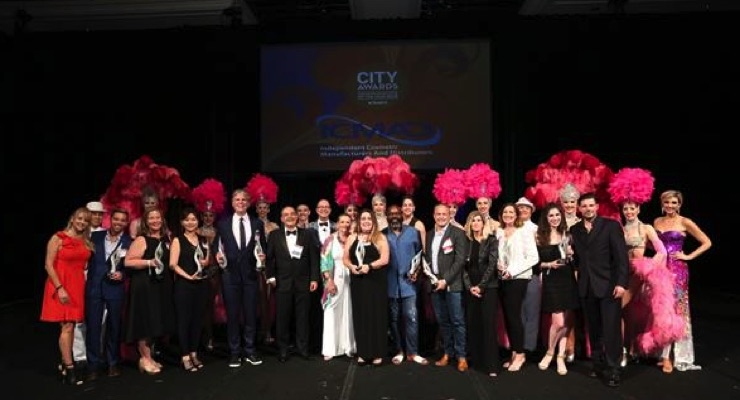 ICMAD Announces 2018 CITY Award Winners