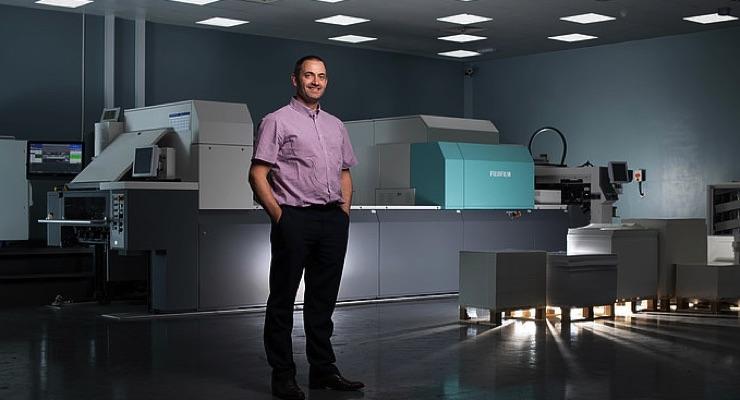 Major Book Printer CPI Group Becomes Latest UK Printer to Invest in Jet Press 720S