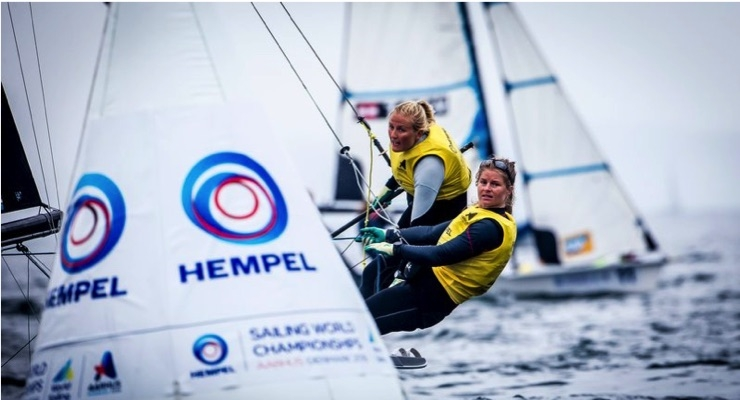 Hempel Sailing World Championships 2018 Has Set Sail