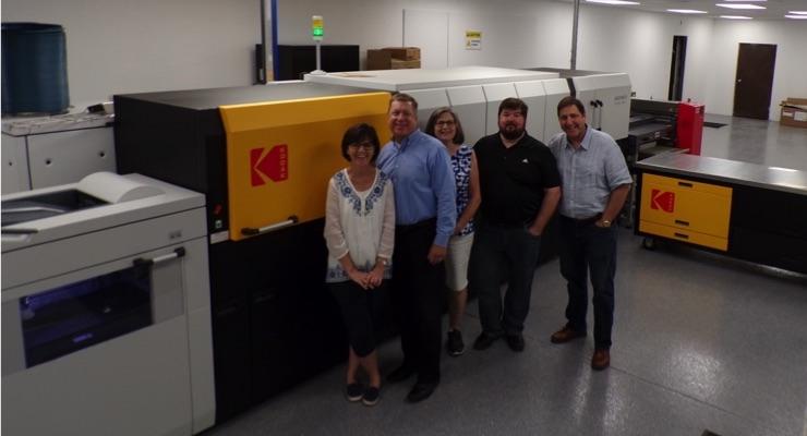 Bell Litho, Inc. Installs KODAK NEXFINITY Press