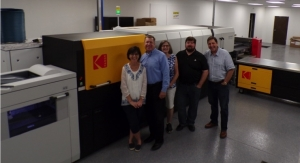 Bell Litho, Inc. Installs KODAK NEXFINITY Press