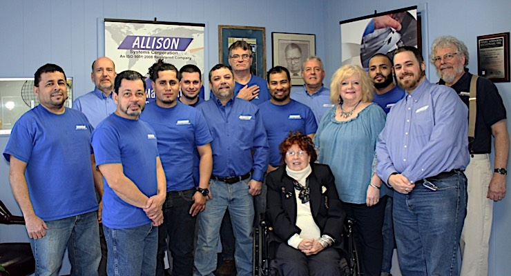 The Allison Systems team