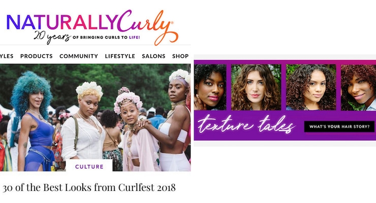 NaturallyCurly Celebrates 20 Years