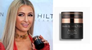 Paris Hilton Promotes Skincare Line at Cosmoprof NA
