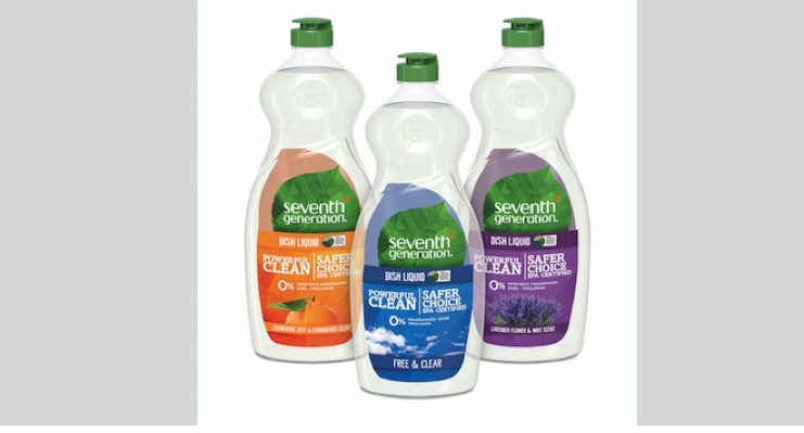 Seventh Generation Reaches Packaging Milestone