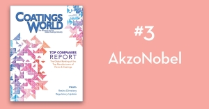 2018 Top Companies Report Countdown: No. 3 AkzoNobel