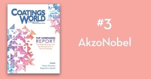 2018 Top Companies Report Countdown: No. 3 AkzoNobel