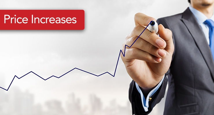 Ashland Increases Pressure Sensitive Adhesives Products Prices in North America