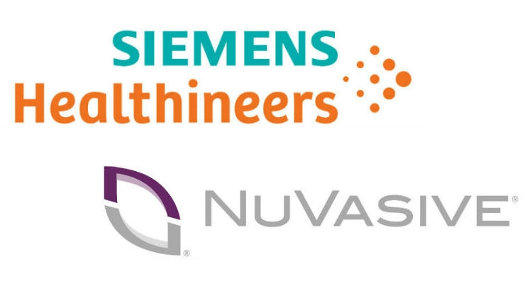 NuVasive and Siemens Healthineers Partner to Transform Spine Surgery