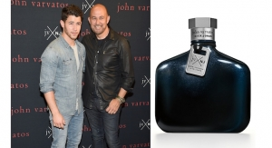 John Varvatos Launches First Fragrance with Nick Jonas