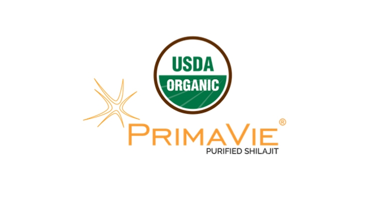 Natreon Obtains Organic Certification for PrimaVie Biome Optimized Shilajit