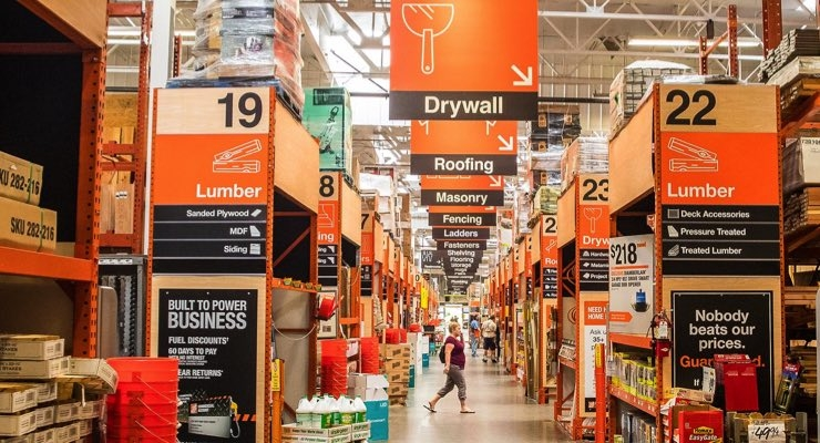 Photo courtesy The Home Depot