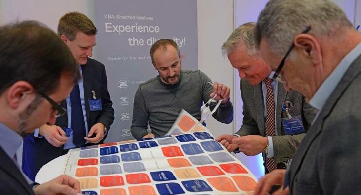 Koenig & Bauer ramps up activity in offset-print label market