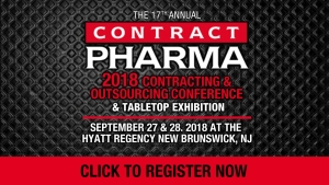 Register Now: Contract Pharma