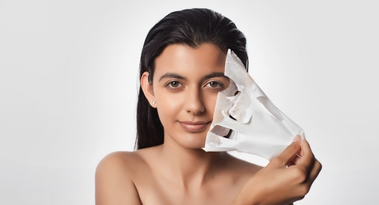 Nanopharma Develops Dry Sheet Mask