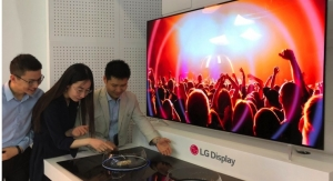 LG Display Doubles Sales of Large-Size OLED Panels in 1H 2018